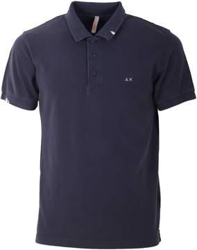 Sun 68 Cotton Polo Shirt