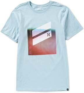 Hurley Icon Slash Aquatech Premium T-Shirt