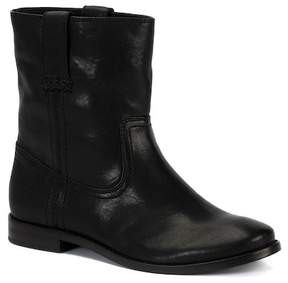 Frye Anna Leather Short Boot