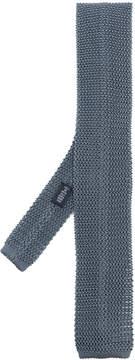 Gosha Rubchinskiy woven square-tip tie