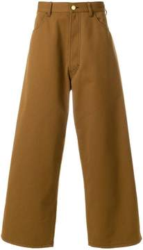 Marni oversized wide trousers