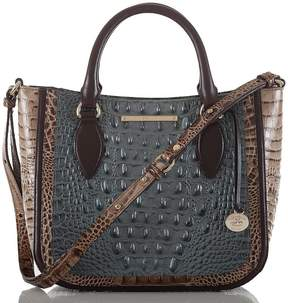 Brahmin Davos Collection Small Lena Satchel