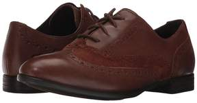 Børn Ellinor Women's Lace Up Wing Tip Shoes