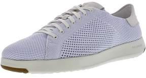 Cole Haan Men's Grandpro Tennis Stitchlite Optic White / Ankle-High Fashion Sneaker - 9.5M