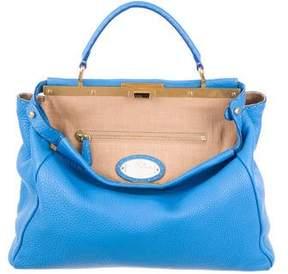 Fendi Large Selleria Peekaboo Bag