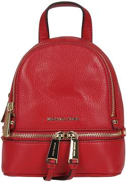 Michael Kors Rhea Backpack - RED - STYLE