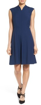 Ellen Tracy Women's Fit & Flare Dress
