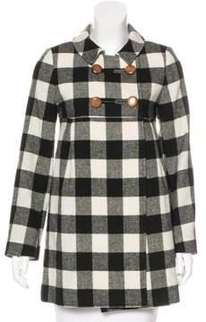 Steven Alan Wool Short Coat