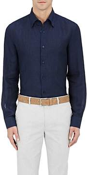 Caruso Men's Linen Shirt