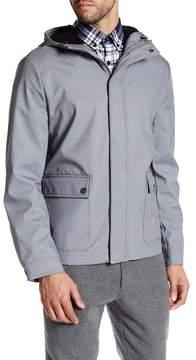 Kenneth Cole New York Novelty Hooded Softshell Jacket