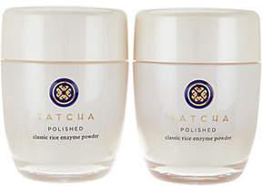 Tatcha Polished Rice Enzyme Powder Set of 2