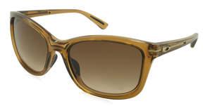 Oakley Sunglasses - Drop In / Frame: Crystal BrownLens: Brown Gradient