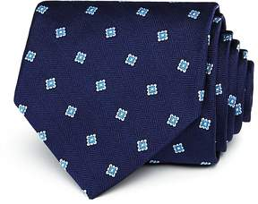 Brooks Brothers Tossed Squares Classic Tie