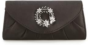 Kate Landry Wreath-Brooch Clutch