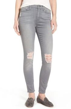 7 For All Mankind Women's B(Air) High Waist Skinny Jeans