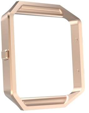 Fitbit Mignova Mingnova Blaze Accessory Frame, Stainless Steel Replacement Metal Frame For Blaze Smart Watch (Rose Gold)