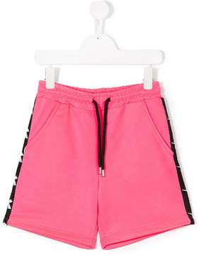 Diadora Junior logo web shorts