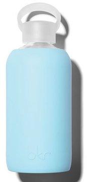 BKR Glass Water Bottle, Birdie, 16 oz./ 500 mL