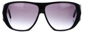 Cartier Gradient Round Sunglasses