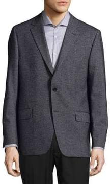 Hickey Freeman Long-Sleeve Blazer