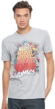 Marvel Men's Comics Tee