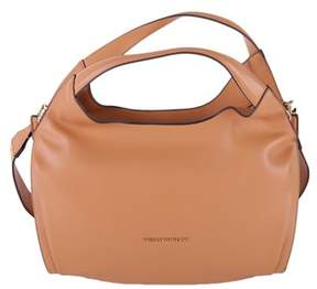 Trussardi Women's Brown Polyurethane Shoulder Bag.