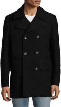 J. Lindeberg Men's Wilton 57 Army Casentino Wool Jacket