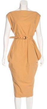 Bottega Veneta Oversize Midi Dress