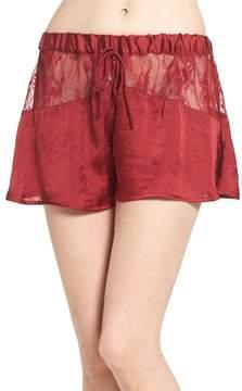 Band of Gypsies Lace Inset Shorts