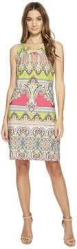 Christin Michaels Mordred Lace Shift Dress Women's Dress