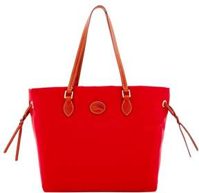 Dooney & Bourke Nylon Shopper Tote - RED - STYLE
