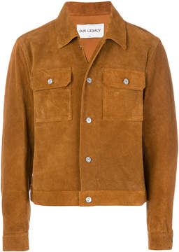 Our Legacy buttoned jacket