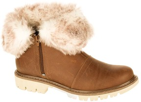 CAT Footwear Dachshund Flurry Leather Ankle Boot