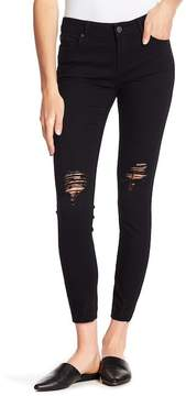 Articles of Society Sarah Released Hem Distressed Skinny Jeans