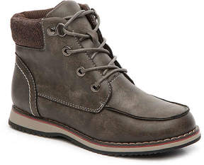 Steve Madden Boys Houston Youth Boot