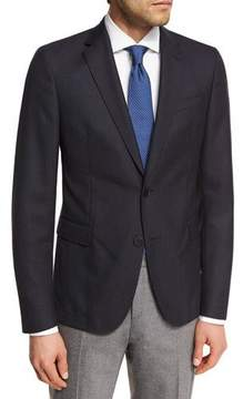 BOSS Birdseye Wool Two-Button Sport Coat