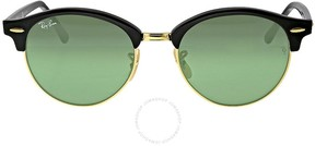 Ray-Ban Clubround Black Arista Sunglasses