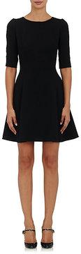 Dolce & Gabbana Women's Embellished Stretch-Wool Minidress