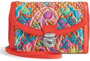 Vera Bradley Paisley in Paradise Ultimate Wristlet - PAISLEY - STYLE