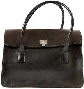 Lambertson Truex Leather handbag