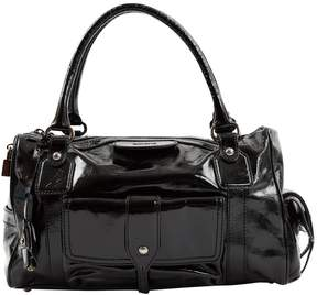 Tod's Black Patent leather Handbag