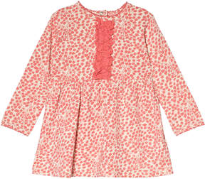 Mini A Ture Noa Noa Miniature Sugar Coral Long Sleeve Short Dress