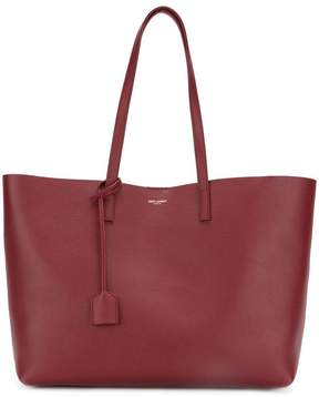 Saint Laurent large shopper tote - RED - STYLE
