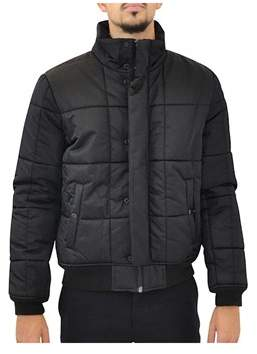 Marc by Marc Jacobs Mens Black Polyester Down Jacket.