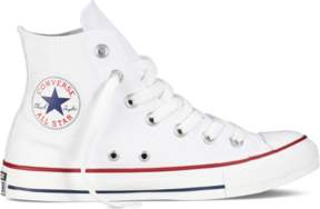Converse Unisex Chuck Taylor All Star High Top, Optic White, Men's 8 / Women's 10