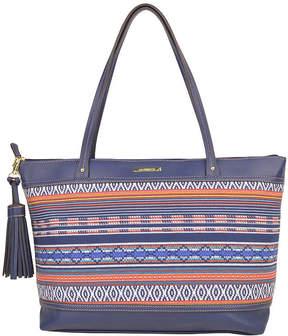 Liz Claiborne Jasmine Tote Bag