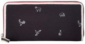 ED Ellen DeGeneres - Darien Zip Around Wallet Wallet Handbags