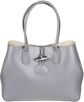 Longchamp Rouseau Tote - GREY - STYLE