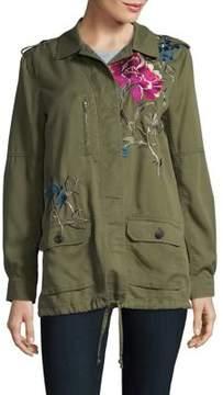 Context Floral Safari Jacket