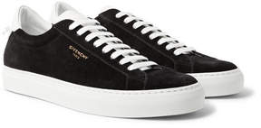 Givenchy Urban Street Suede Sneakers